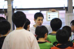 高知県バスケットボール協会指導者講習会の講師を担当しました!