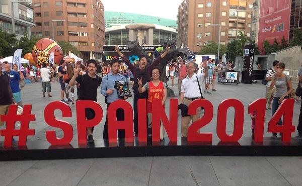 スペイン2014