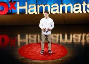 バスケの家庭教師代表の鈴木がTEDxHamamatsuに出演!