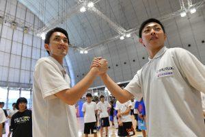 3月31日バスケットボールの家庭教師 指導員説明会開催