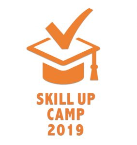SKILL UP CAMP 2019|今からでも準備は間に合う!