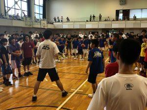 長野県ミニバスケットボール講習会を担当しました!!