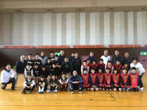 宮崎県都城市U-12講習会