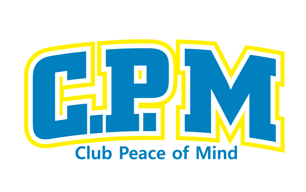 Club Peace of Mind(CPM)紹介ページトップロゴ