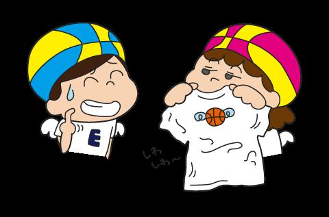 びびちょTシャツ