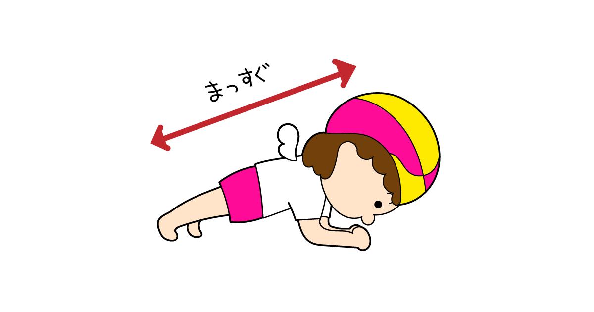 不安定な体幹を鍛える