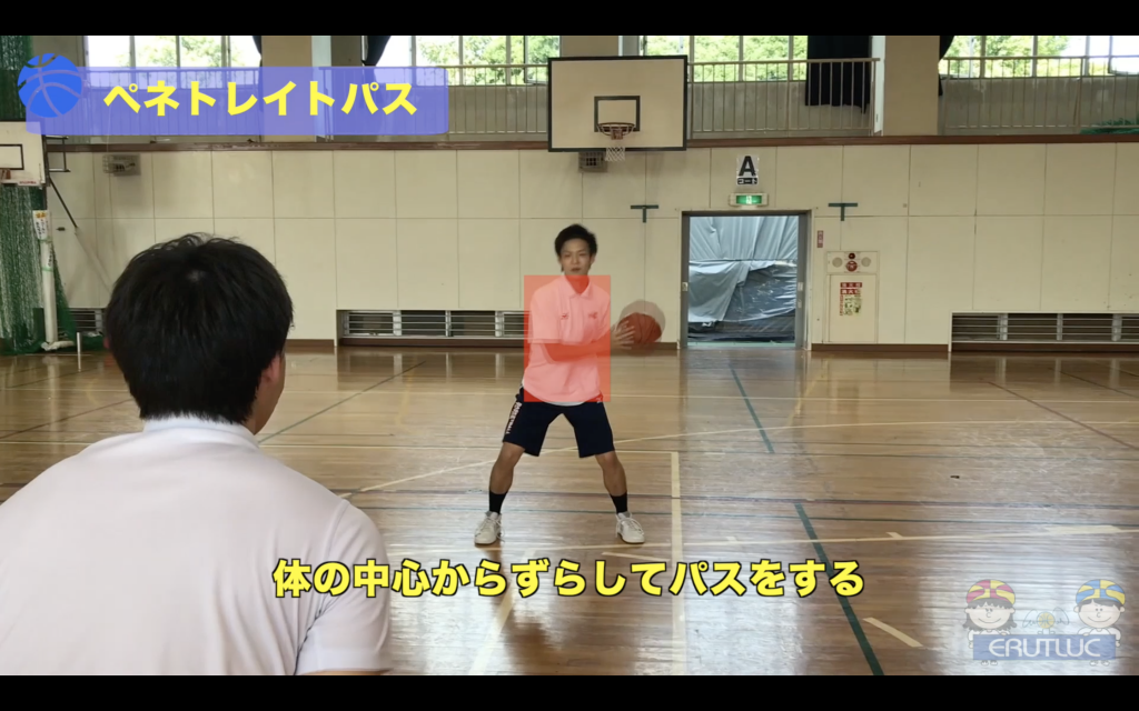 バスケ 自主練 バスケットボール バスケットボールの家庭教師 エルトラック  エルトラ 鈴木良和