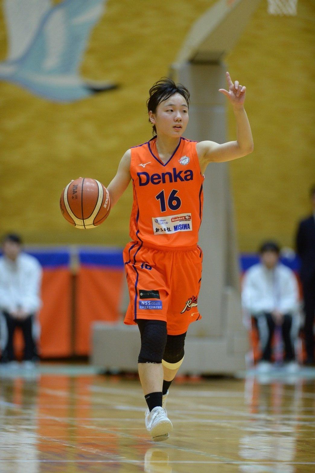 山澤恵選手