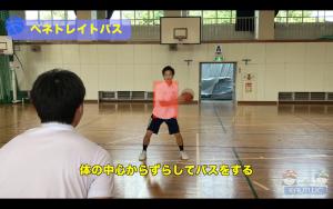 """スポーツの練習動画サイト″Sufu""""のバスケットボール部門を担当します!"""