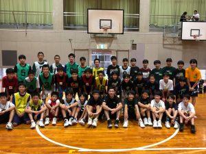 高知県U-13講習会
