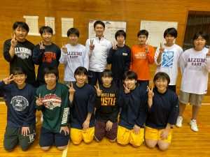 徳島県指導者講習会を担当しました!!