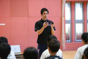 富山市U-18講習会を担当しました!!